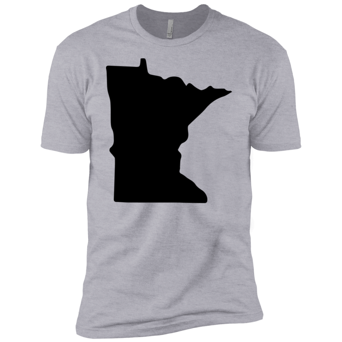 Minnesota Black Men's Classic Tee