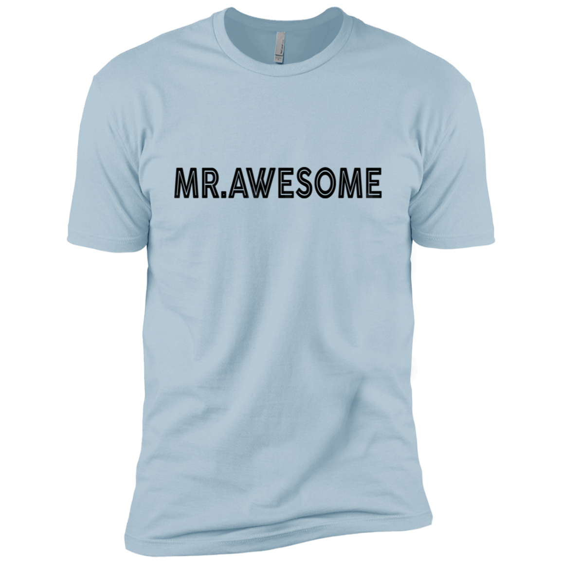 Mr. Awesome Men's Classic Tee