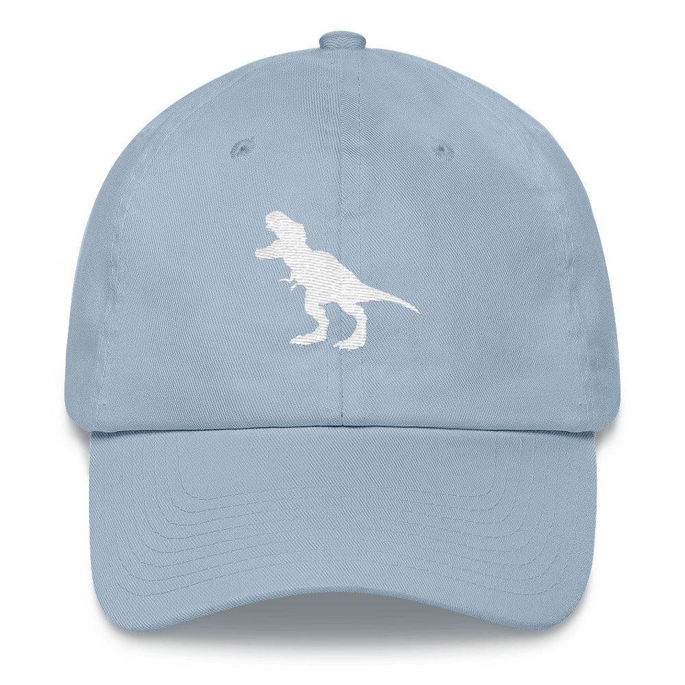 T-Rex Embroidered Dad Hat