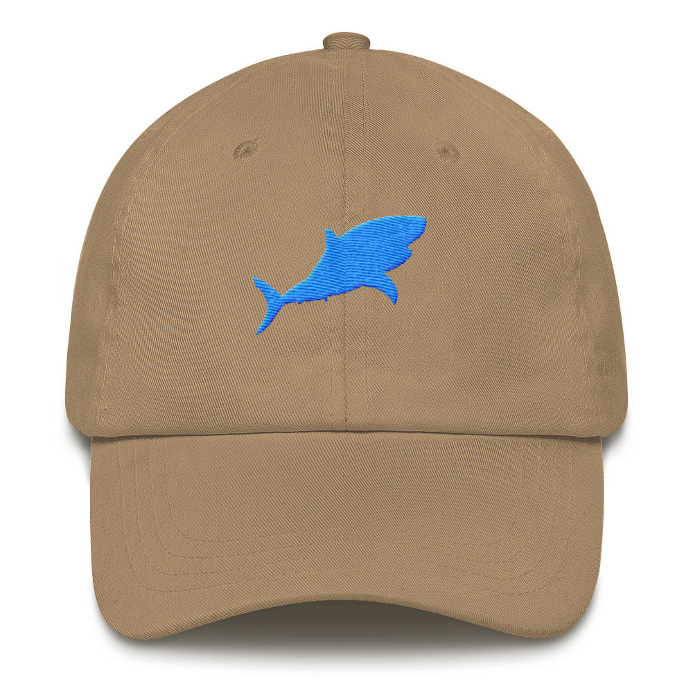 It's Friggin Shark Week Embroidered Dad Hat - Trendy Tees