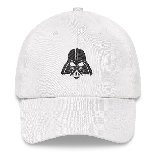 Darth Vader Embroidered Dad Hat - Trendy Tees