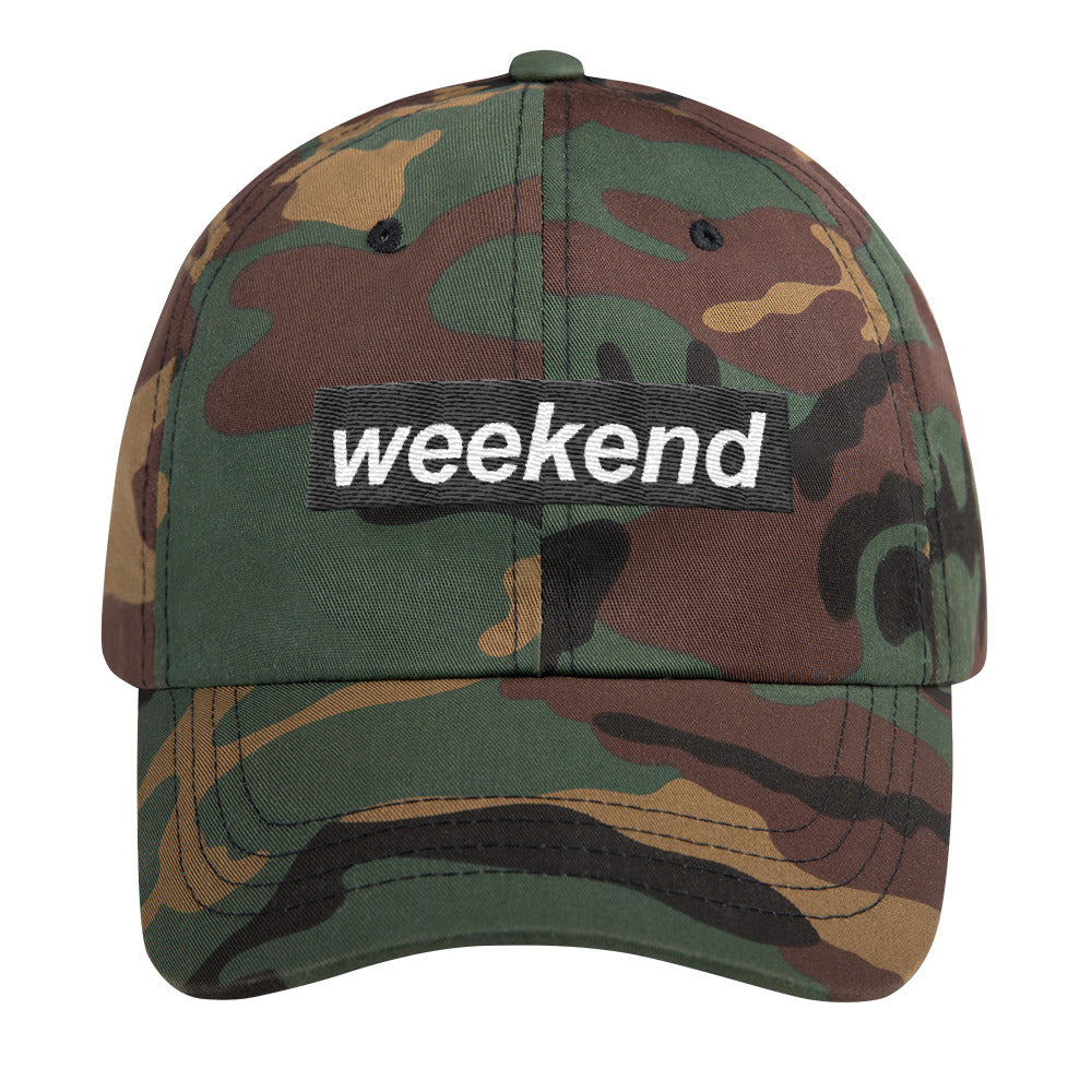 It's the Weekend Lit Dad Hat