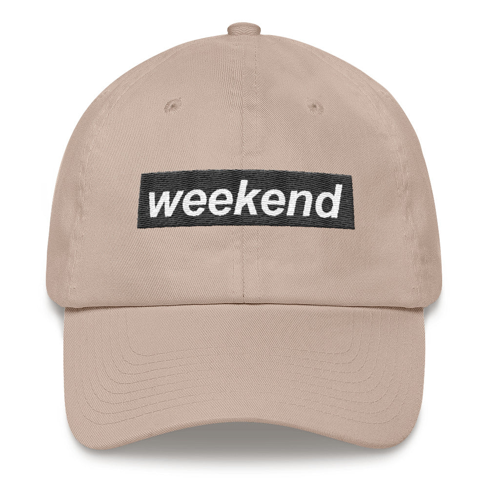 It's the Weekend Lit Dad Hat - Trendy Tees