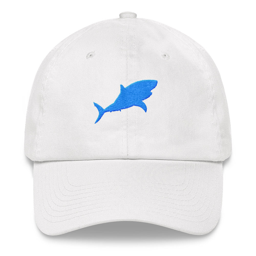 It's Friggin Shark Week Embroidered Dad Hat