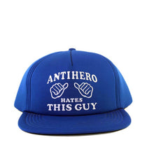 hands on cap - Ghettoblastershop