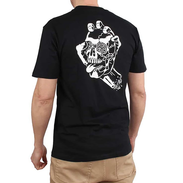 Scream Skull  blk