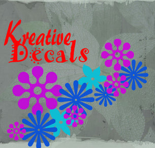 Kreative Decals