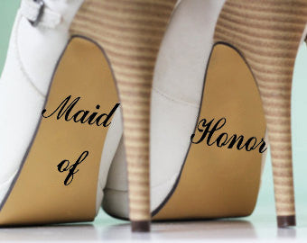 Maid of Honor - Kreative Decals