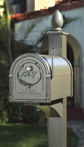 Mailbox Decal 1 - Kreative Decals