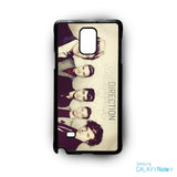 1.Direction Wallpapers for phone case Samsung Galaxy Note 2/Note 3/Note 4/Note 5/Note Edge