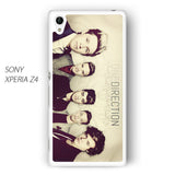 1.Direction Wallpapers for Sony Xperia Z1/Z2/Z3 phonecases