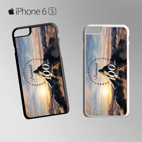 100 years of paramount horizontal for Iphone 4/4S Iphone 5/5S/5C/6/6S/6S Plus/6 Plus/7/7 Plus Phone case