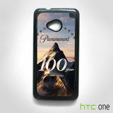 100 years of paramount vertical for HTC One M7/M8/M9 phonecases