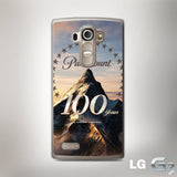 100 years of paramount vertical for LG G3/G4 phonecases