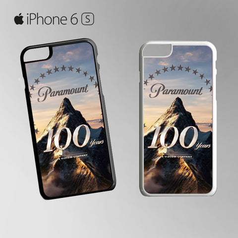 100 years of paramount vertical for Iphone 4/4S Iphone 5/5S/5C/6/6S/6S Plus/6 Plus/7/7 Plus Phone case