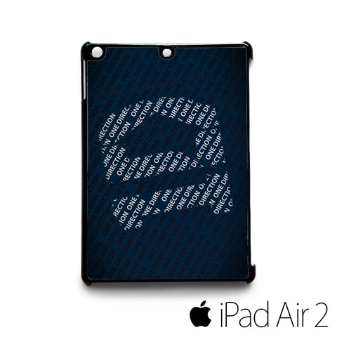 1D Wall for custom case iPad 2/iPad Mini 2/iPad 3/iPad Mini 3/iPad 4/iPad Mini 4/iPad Air 1/iPad Air 2