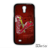 1 St. Louis Cardinals for Samsung Galaxy S3/4/5/6/6 Edge/6 Edge Plus phonecases