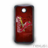 1 St. Louis Cardinals for Nexus 6 phonecases