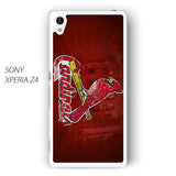 1 St. Louis Cardinals for Sony Xperia Z1/Z2/Z3 phonecases