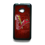 1 St. Louis Cardinals for HTC ONE M7/M8/M9 phonecases