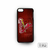 1 St. Louis Cardinals for iPod 6 apple cases