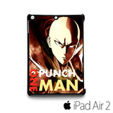 1 punch man for custom case iPad 2/iPad Mini 2/iPad 3/iPad Mini 3/iPad 4/iPad Mini 4/iPad Air 1/iPad Air 2
