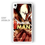 1 punch man for Sony Xperia Z1/Z2/Z3 phonecases