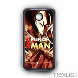 1 punch man for Nexus 6 phonecases