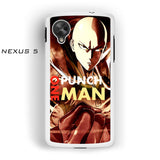 1 punch man for Nexus 4/Nexus 5 Phonecases