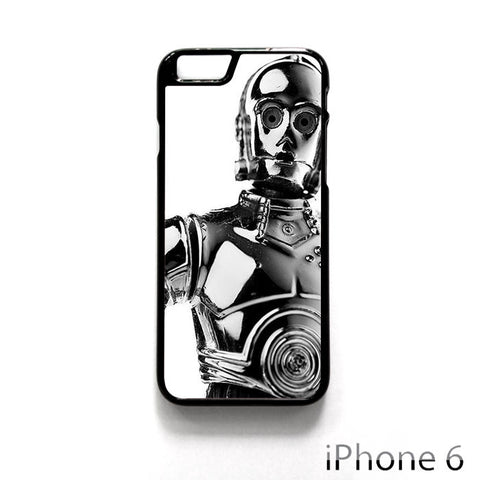 3PO Star Wars for Iphone 4/4S Iphone 5/5S/5C Iphone 6/6S/6S Plus/6 Plus Phone case