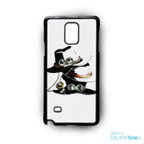 3 Hat of Ace Sabo Luffy One Piece for Samsung Samsung Galaxy Note 2/Note 3/Note 4/Note 5/Note Edge phonecases
