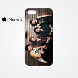 5SOS 5Seconds Of Summer for Iphone 4/4S Iphone 5/5S/5C Iphone 6/6S/6S Plus/6 Plus 3D Phone case