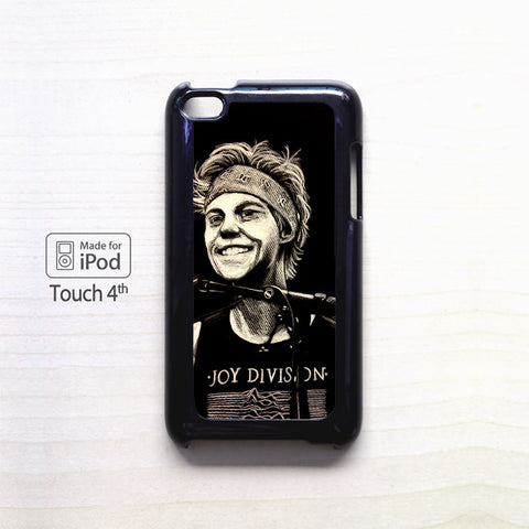 5 SOS Ashton Irwin for apple case iPod 4/iPod 5