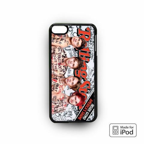 5 SOS Naked Rolling Stone for iPod 6 phonecases