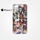 5 SOS Seconds Of Summer for Iphone 4/4S Iphone 5/5S/5C Iphone 6/6S/6S Plus/6 Plus 3D Phone case