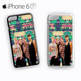 5 Second of Summer poster for apple cases Iphone 4/4S/5/5S/5C/6/6S/6S Plus/6 Plus