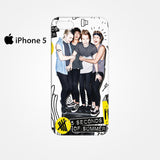 5 Seconds Of Summer She Looks So Perfect for Iphone 4/4S Iphone 5/5S/5C Iphone 6/6S/6S Plus/6 Plus 3D Phone case
