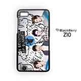 5 Seconds of Summer Album for blackberry Z10/Q10 3D phonecases
