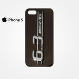 6.3 AMG for Iphone 4/4S Iphone 5/5S/5C Iphone 6/6S/6S Plus/6 Plus 3D Phone case