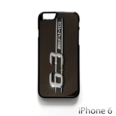 6.3 AMG for Iphone 4/4S Iphone 5/5S/5C Iphone 6/6S/6S Plus/6 Plus Phone case