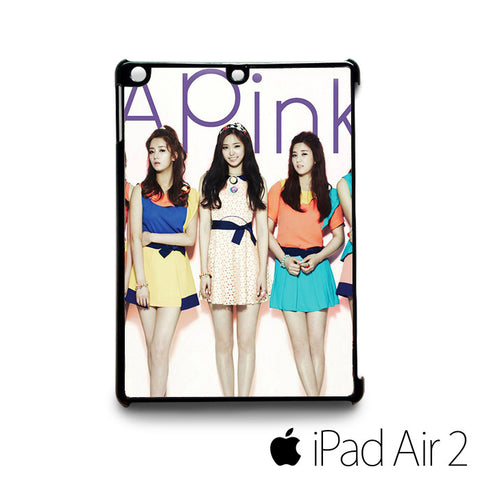 A-Pink for custom case iPad 2/iPad Mini 2/iPad 3/iPad Mini 3/iPad 4/iPad Mini 4/iPad Air 1/iPad Air 2