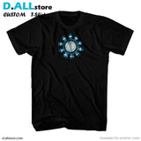 ARC REACTOR IRONMAN for Custom T-Shirt