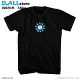 ARC REACTOR STARK for Custom T-Shirt