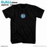 ARC reactor Iron Man for Custom T-Shirt