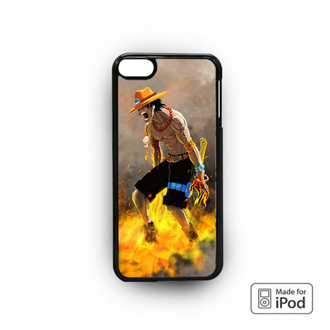 Ace One piece for iPod 6 phonecases