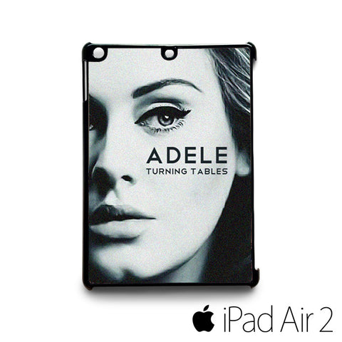 Adele hiding my heart away for custom case iPad 2/iPad Mini 2/iPad 3/iPad Mini 3/iPad 4/iPad Mini 4/iPad Air 1/iPad Air 2