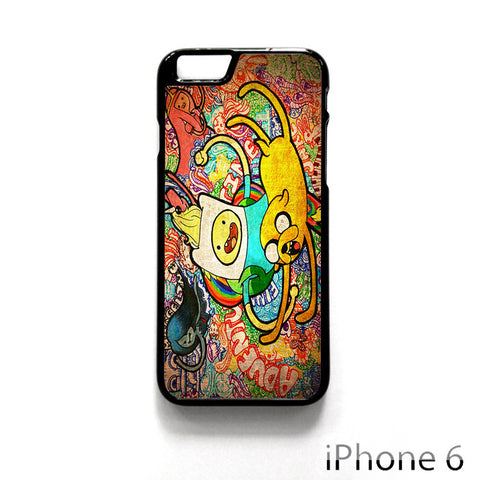 Adventure Time for Iphone 4/4S Iphone 5/5S/5C Iphone 6/6S/6S Plus/6 Plus Phone case
