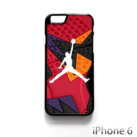 Air Jordan Retro Raptors for Iphone 4/4S Iphone 5/5S/5C Iphone 6/6S/6S Plus/6 Plus Phone case