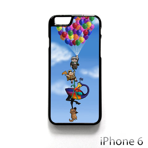 All Character Up Fly With Balloon for Iphone 4/4S Iphone 5/5S/5C Iphone 6/6S/6S Plus/6 Plus Phone case