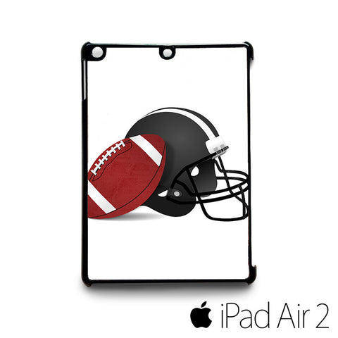 American Football cartoon image for custom case iPad 2/iPad Mini 2/iPad 3/iPad Mini 3/iPad 4/iPad Mini 4/iPad Air 1/iPad Air 2